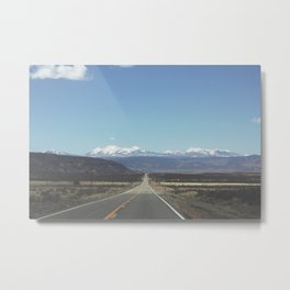 Colorado Road Trip Metal Print