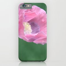 Pink Poppy Profile Slim Case iPhone 6s