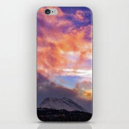 Flat Top Storm Clouds - Alaska iPhone Skin