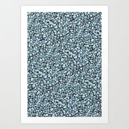 Terrazzo No.2 Art Print