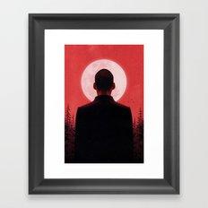 Byronic I Framed Art Print