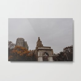 NYC Fall Landscape & Cityscape-pt.2 Metal Print