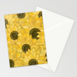 Kansas Sunflowers Stationery Cards