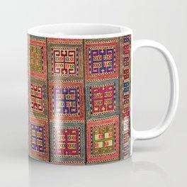 Azeri Verneh  Antique Karabagh Caucasian Rug Coffee Mug