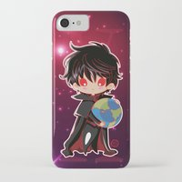 chibi iPhone & iPod Cases featuring Chibi Kamui by Neo Crystal Tokyo