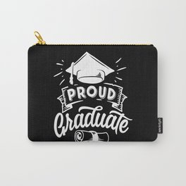 Proud Graduate Carry-All Pouch