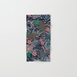 Blossom Blizzard Hand & Bath Towel