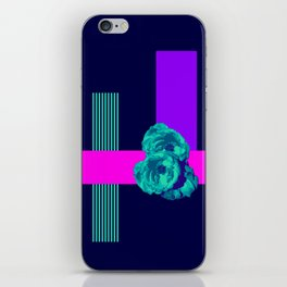 Neon Roses #society6 #roses iPhone Skin