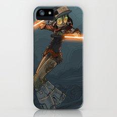 LaserGirl iPhone SE Slim Case