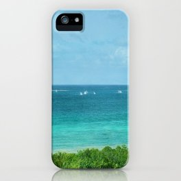 Race Day iPhone Case