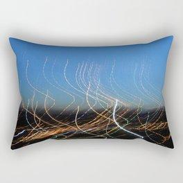 LIGHT PAINTING 1 Rectangular Pillow