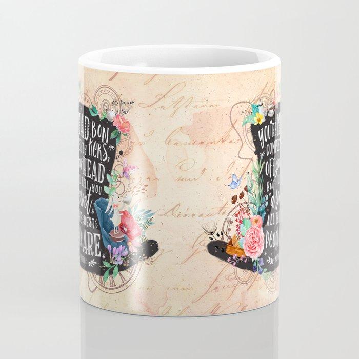 Mad Hatter Coffee Mug