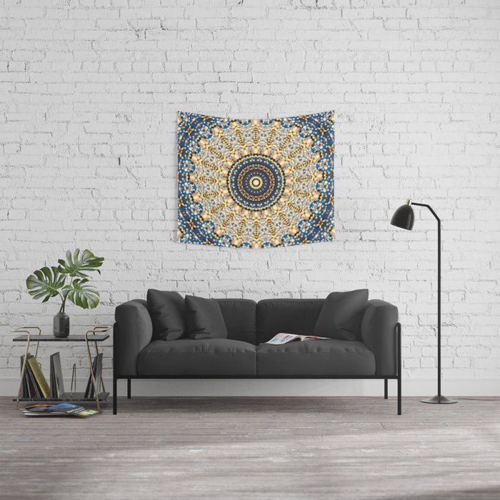 Ascending Soul Wall Tapestry