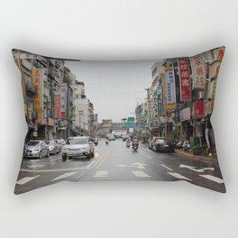 Taipei, Taiwan Rectangular Pillow