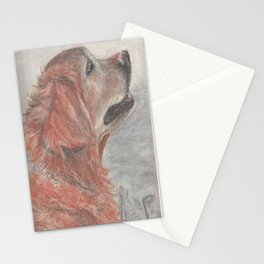 Sea Dog Stationery Cards