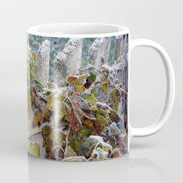 Climbing Over Coffee Mug