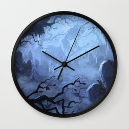 Morguewood Wall Clock