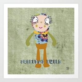 Precious Child Art Print