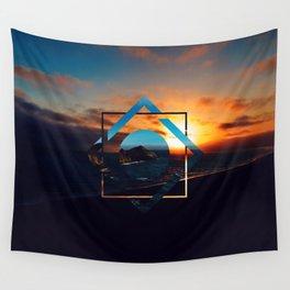 Sunshape Wall Tapestry