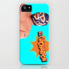 El Chicharron iPhone Case
