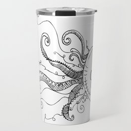 J..j..jelly fishhhh Travel Mug