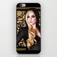 versace iPhone & iPod Skins featuring Mother Monster - Versace by Denda Reloaded