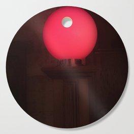 Red Moon Cutting Board