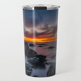 Epic Sunset Travel Mug