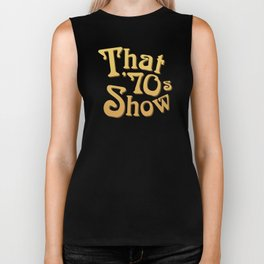 Title - That '70s Show Biker Tank