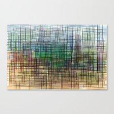 gridscape Canvas Print