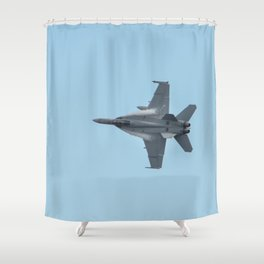 F11 Hornet Shower Curtain