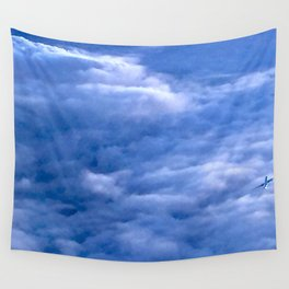A Pilot's Utopia Wall Tapestry