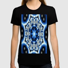 kaleidoscope with dangely bits T-shirt