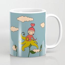 Flower Buddy :) Coffee Mug