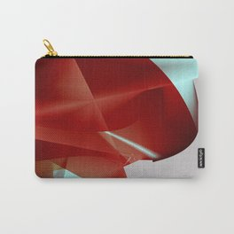 Abstract Shape. Minimalism. #2 Carry-All Pouch