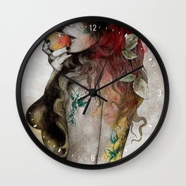 Koi No Yokan Wall Clock