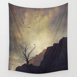 DyinG liGhts Wall Tapestry