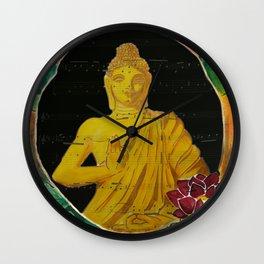 Buddha Dream Wall Clock