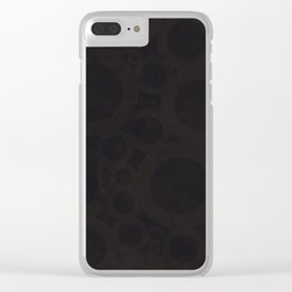 Jaguar Woodsmoke Clear iPhone Case