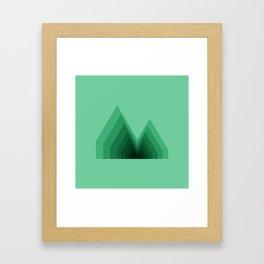 Reykjavik Boulevard #03 Framed Art Print