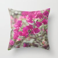coldplay Throw Pillows featuring Fix You by Carol Knudsen Photographic Artist