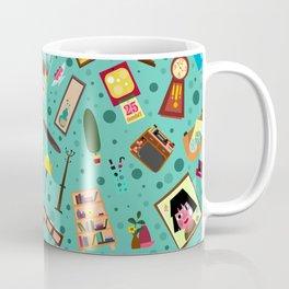 Living Retro Coffee Mug
