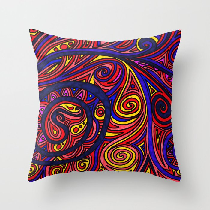 33 Throw Pillow