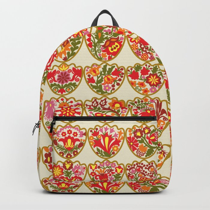 Colored shells Backpack