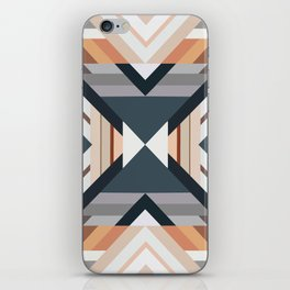American Native Pattern No. 212 iPhone Skin