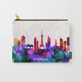 Foshan Skyline Carry-All Pouch
