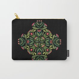 Little Red Riding Hood mandala Carry-All Pouch