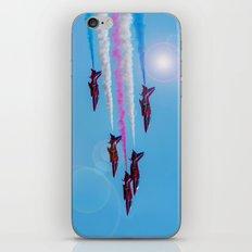 ARROWS IN FLIGHT iPhone & iPod Skin