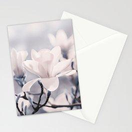 Magnolia gray 116 Stationery Cards