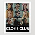 Clone Club - Orphan black by favesdesigns